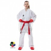 Кимоно каратэ для кумитэ Tokaido Kumite Master Junior WKF 8 унций (35% Хлопок / 65% Полиэстер)