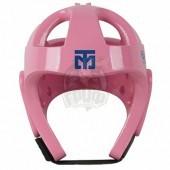 Шлем тхэквондо WT Mooto Extera S2 (розовый)