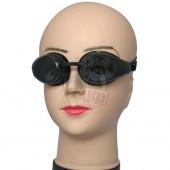 Очки для плавания подростковые Dobest (черный)