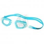 Очки для плавания Dobest (белый/голубой)