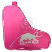 Сумка для коньков и роликов Marax (розовый)
