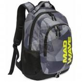 Рюкзак Mad Wave City (серый)