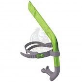 Тренажер дыхательный детский Mad Wave Pro Snorkel Junior (зеленый)