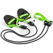 Тренажер гребной Mad Wave Dry Training 10.8 kg (зеленый)