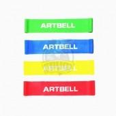 Эспандер-петля Artbell 11 кг (красный)