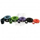 Петля тренировочная многофункциональная Artbell 50 кг (зеленый)