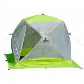 Палатка зимняя Лотос Куб 3 Компакт Эко