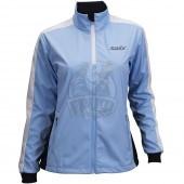 Куртка лыжная женская Swix Cross (голубой)