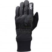 Перчатки лыжные мужские Swix Cross (темно-серый)