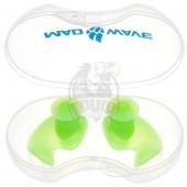 Беруши силиконовые Mad Wave Ergo (зеленый)