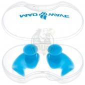 Беруши силиконовые Mad Wave Ergo (синий)