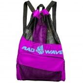 Рюкзак-мешок Mad Wave Vent Dry Bag (розовый)