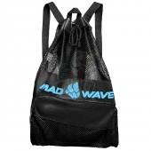Рюкзак-мешок Mad Wave Vent Dry Bag (черный)