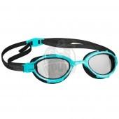 Очки для плавания на открытой воде Mad Wave Triathlon Photochromic (голубой)
