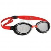 Очки для плавания на открытой воде Mad Wave Triathlon (красный)
