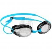 Очки для плавания тренировочные Mad Wave Honey (голубой)