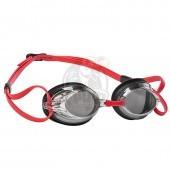 Очки для плавания тренировочные Mad Wave Spurt Mirror (красный)
