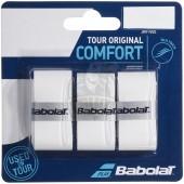 Обмотка для теннисной ракетки Babolat Overgrip Tour Original (белый)