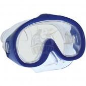 Маска для плавания подростковая Escubia Nemo Jr (синий)