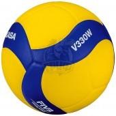 Мяч волейбольный игровой Mikasa V330W