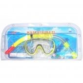 Набор для плавания подростковый (маска + трубка)