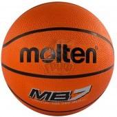 Мяч баскетбольный любительский Molten MB7 Indoor/Outdoor №7