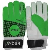 Перчатки вратарские Ayoun (зеленый)