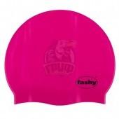 Шапочка для плавания Fashy (розовый)