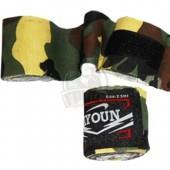 Бинт боксерский Ayoun 2,5 м (камуфляж)