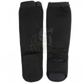 Защита голени и стопы для единоборств Ayoun (черный)
