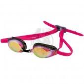 Очки для плавания Aquafeel Glide Mirror (красный)