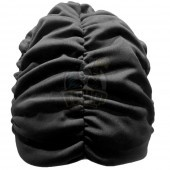 Шапочка для плавания Fashy Fabric Swim (черный)