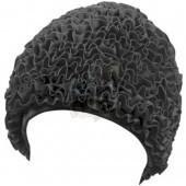 Шапочка для плавания Fashy With Foam (черный)