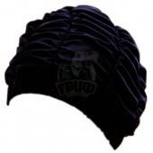 Шапочка для плавания Fashy Shower Cap (черный)