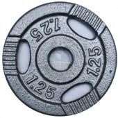 Диск 1.25 кг железный Ø26 мм