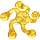 Массажер Лапонька 1 (желтый)