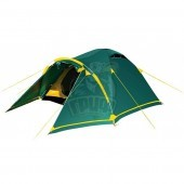 Палатка двухместная Tramp Stalker 2 (V2)