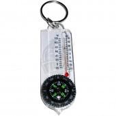 Компас-термометр туристический