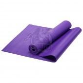 Коврик гимнастический для йоги Starfit (фиолетовый)