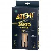 Ракетка для настольного тенниса Atemi 3000 Carbon