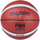 Мяч баскетбольный игровой Molten B6G4000X FIBA Indoor/Outdoor №6