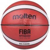 Мяч баскетбольный игровой Molten B7G4000X FIBA Indoor/Outdoor №7
