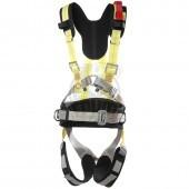 Привязь страховочная Vento Альфа 5.0 с плечевыми и ножными накладками
