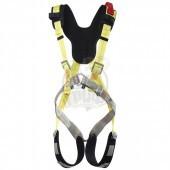 Привязь страховочная Vento Альфа 3.0 с плечевыми и ножными накладками
