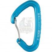 Карабин Vento Скалолазный Лайт со скобой (синий)