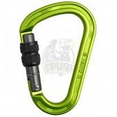 Карабин Vento Titanium с муфтой Keylock (зеленый)