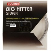 Струна теннисная Tourna Big Hitter Silver 1.25/12 м (серебристый)