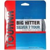 Струна теннисная Tourna Big Hitter Silver7 Tour 1.25/12 м (серебристый)