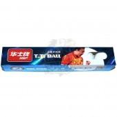 Мячи для настольного тенниса 2* (белый)
