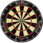 Дартс профессиональный Harrows Match Play 18 дюймов (сизалевая мишень)